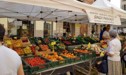 Eten in Parma Italië