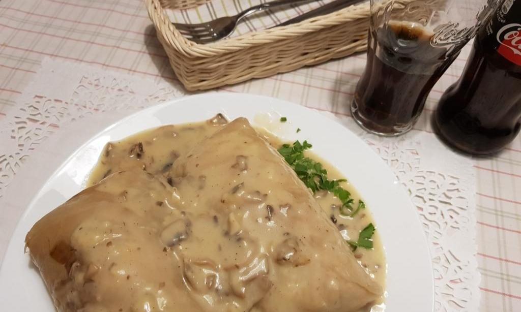 Kuchnia u Doroty Krakau Polen locaal eten Eating Habits foodtravel (2)