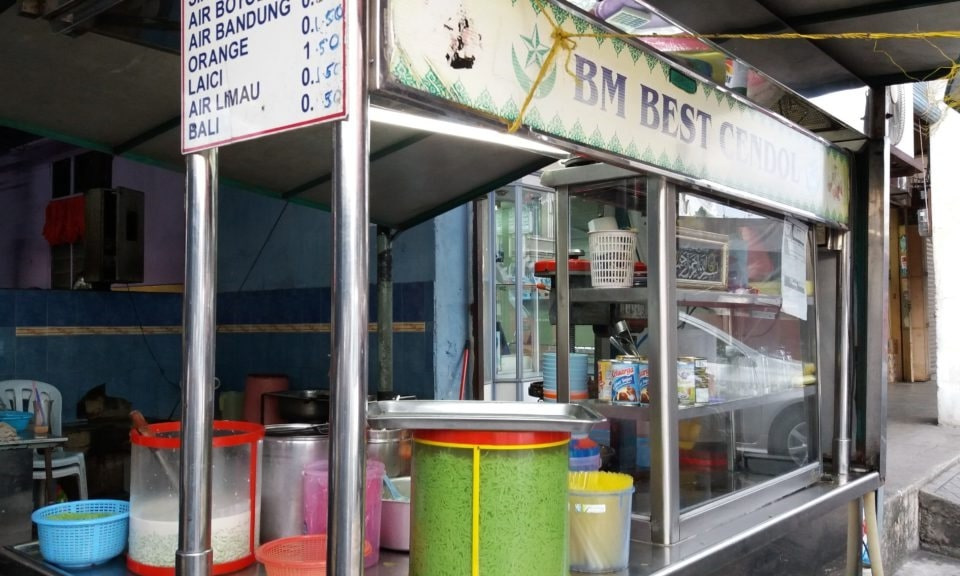 BM Best Cendol (2) -Eating Habits