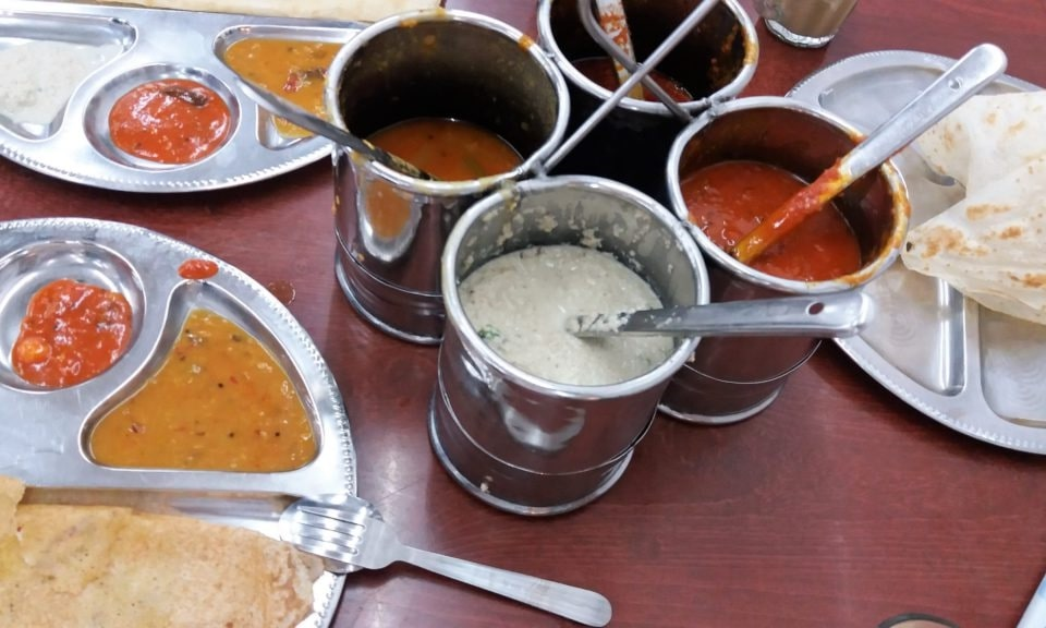 Eten in Little India Kuala Lumpur - Eating Habits (2)