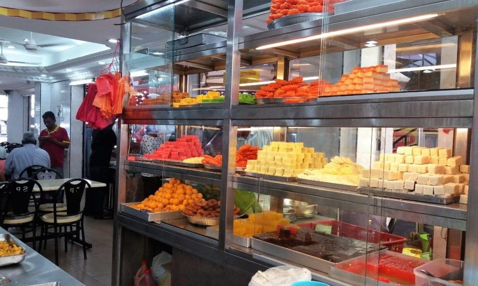Eten in Little India Kuala Lumpur - Eating Habits (4)