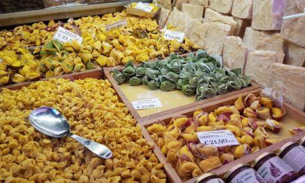 Typisch Bolognese gerechten en lekkernijen
