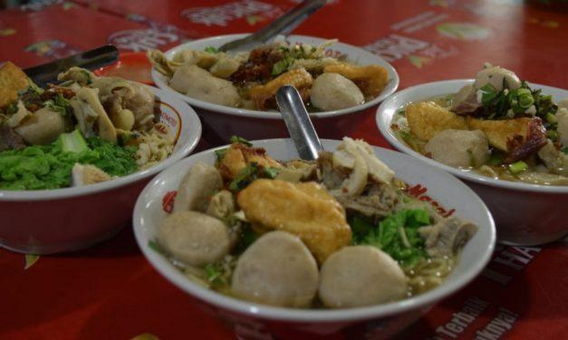 Hotspot Bakso Bakmi 68 in Singkawang