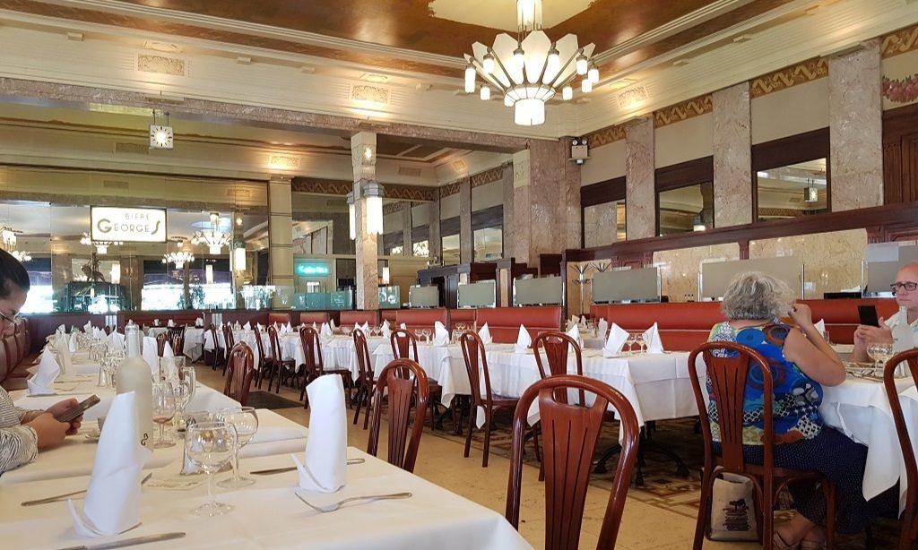 Brasserie Georges Lyon Frankrijk - Eating Habits culinaire reizen (3)
