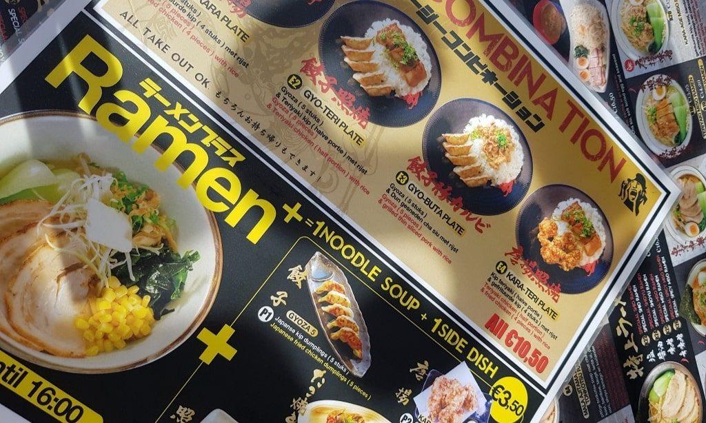 Uit eten in Rotterdam mijn 11 tips Eating Habits Takumi Dusseldorf