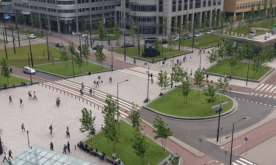 koelte opzoeken in Rotterdam (2)