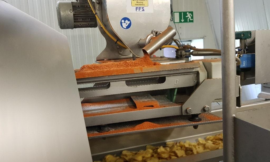 Boerderij Chips paprikakruiden Eating Habits