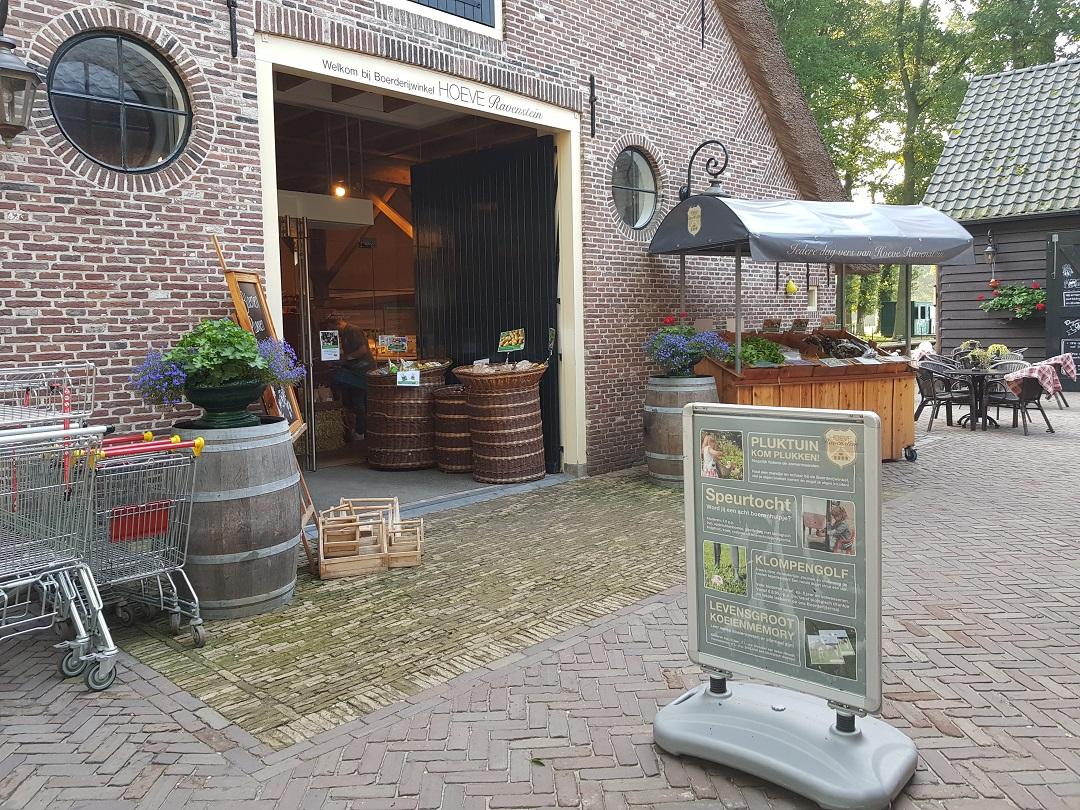 Voor fanatieke foodies: een tour langs boerderijwinkels in het oosten van Nederland