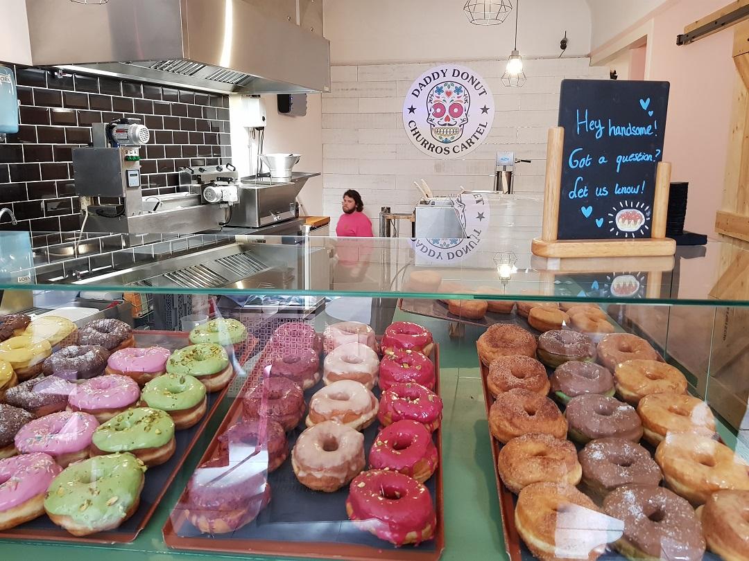 Daddy Donut x Churros Cartel hotspots Den Haag 2019 - Eating Habits