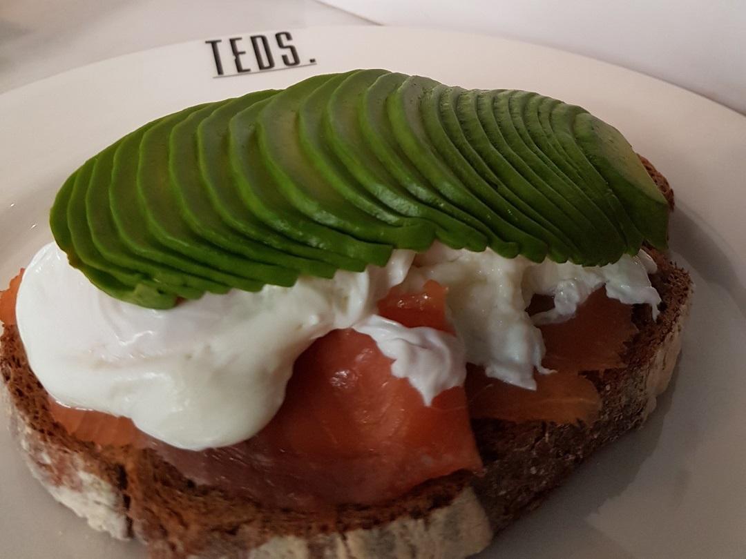 TEDS Den Haag hotspots Den Haag 2019 - Eating Habits