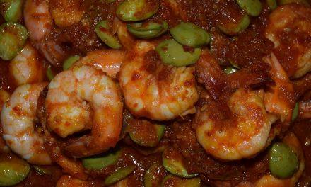 Typisch gerecht uit Indonesië | recept Udang goreng peteh