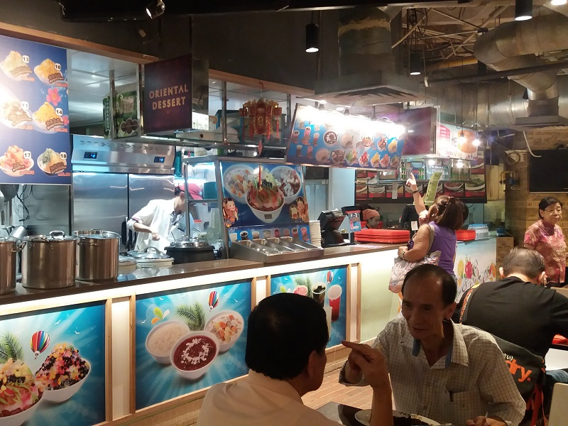 hutong lot 10 Kuala Lumpur dessert - Eating Habits
