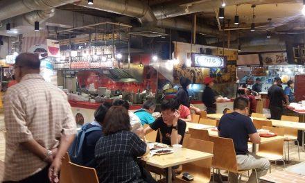 Hutong Foodcourt Lot 10 Kuala Lumpur