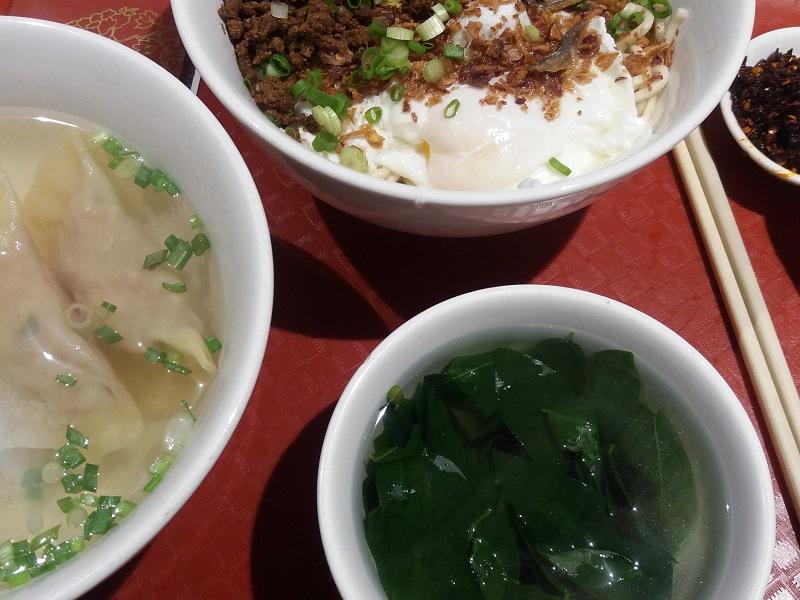 hutong lot 10 Kuala Lumpur lunch - Eating Habits