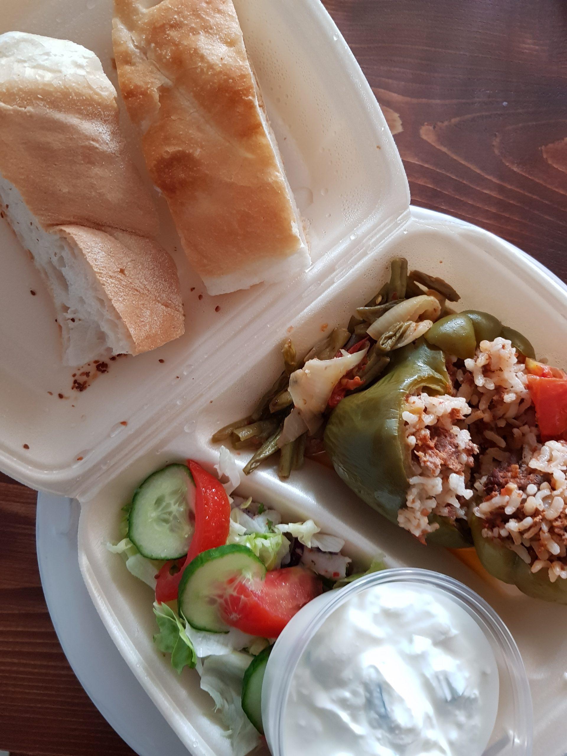 Noordereiland - Fadi's maaltijd - Eating Habits