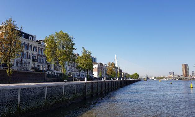 Vakantie in eigen stad: Noordereiland Rotterdam (inclusief eettips)