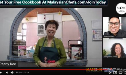 Co-host bij Masters of Malaysian Cuisine