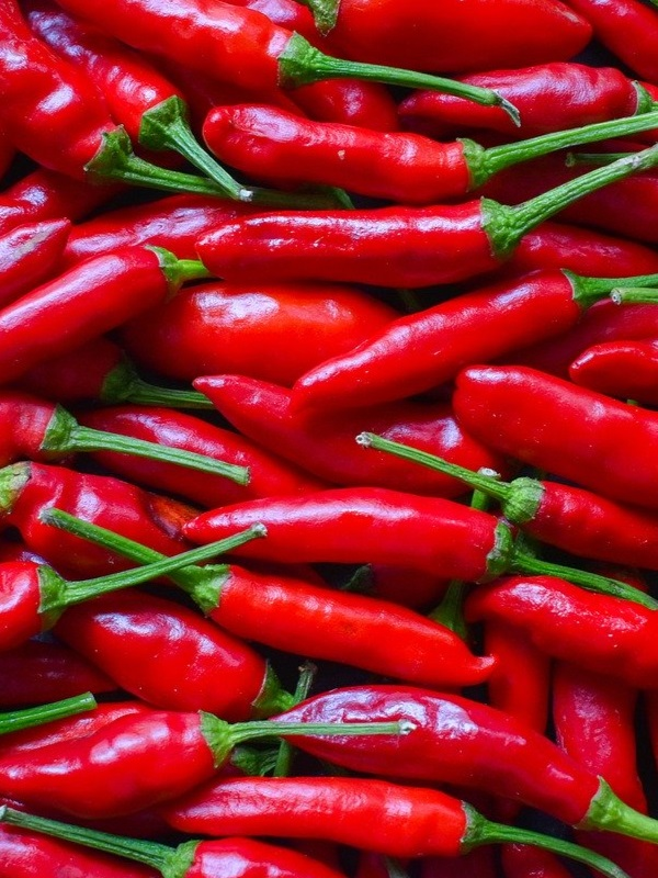 online sambalproeverij - Eating Habits