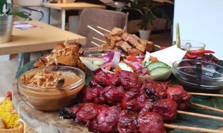 Indonesisch/Indisch eten in Den Haag