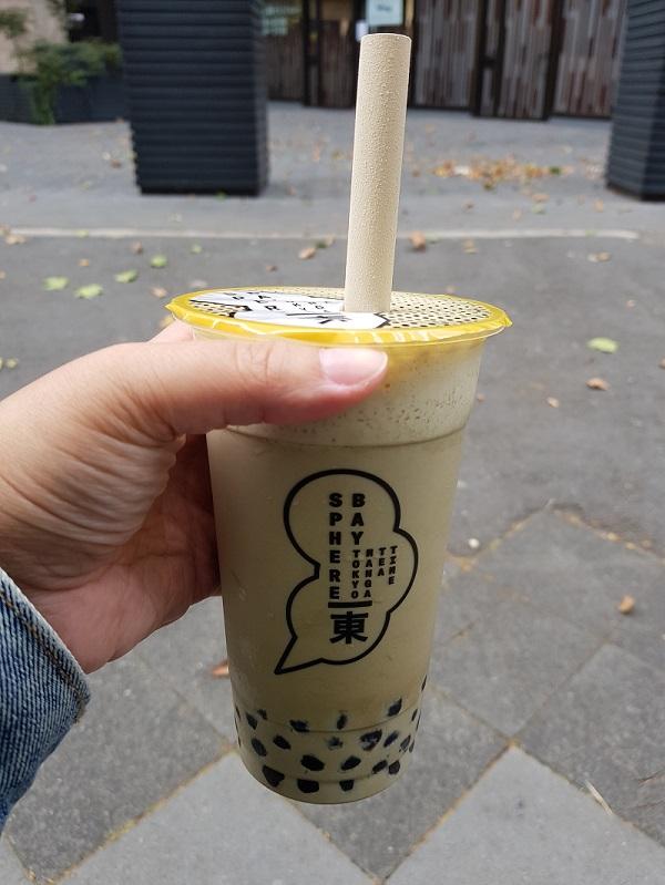 Sphere Bay Manga Café Bubble tea - Japans eten in Düsseldorf - Eating Habits