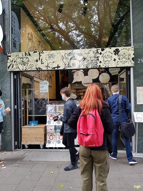 Sphere Bay Manga Café - Japans eten in Düsseldorf - Eating Habits