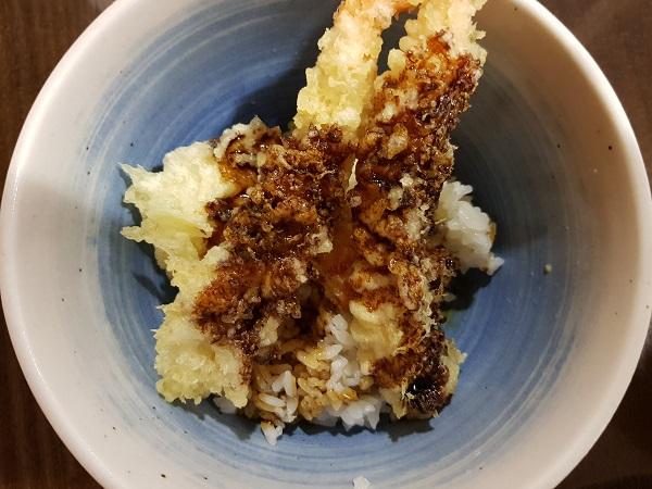 tempura - Soba an - Japans eten in Düsseldorf - Eating Habits