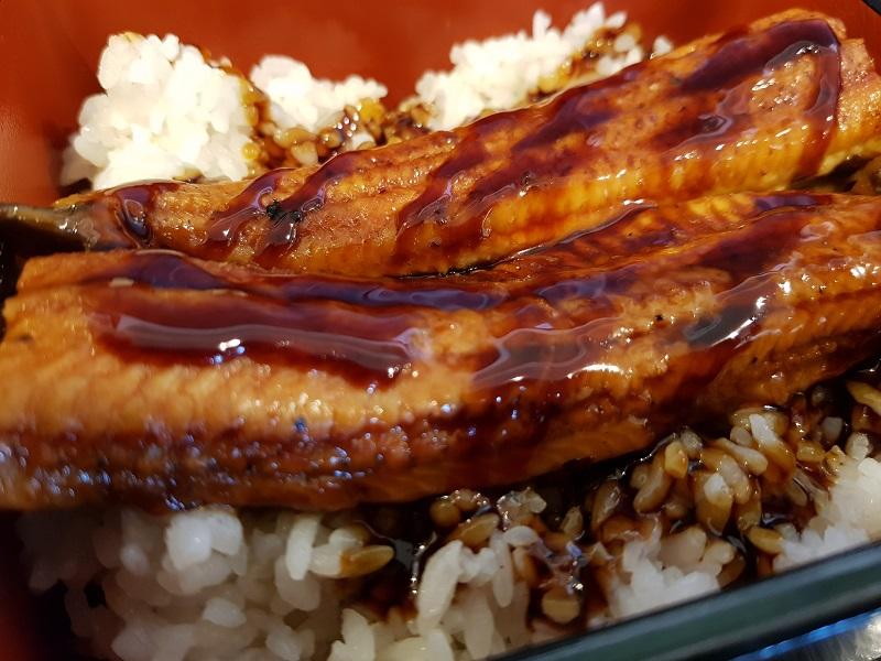 unagi - Kagaya - Japans eten in Düsseldorf - Eating Habits