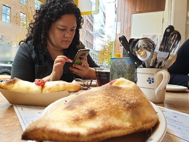 panzerotti Rotterdam - Eating Habits